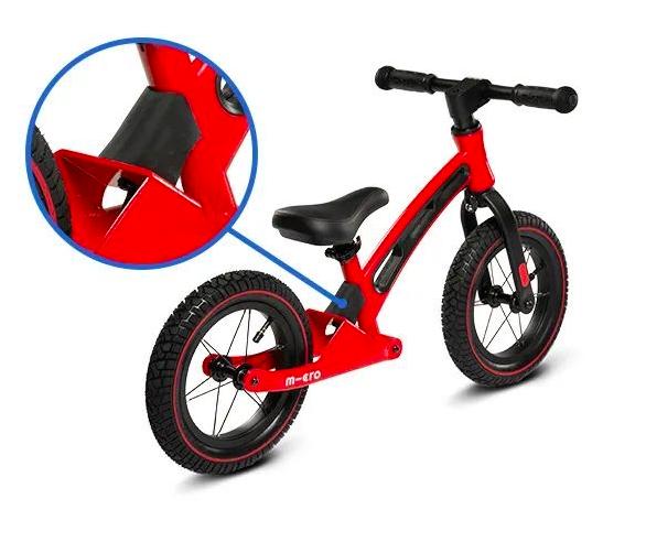 【新品上市】瑞士m-cro迈古平衡车可调节高度锻炼平衡感滑步骑士滑步车升级豪华版