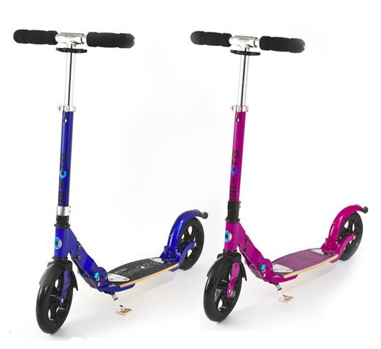 【城市代步】瑞士m-cro迈古成人滑板车 二轮可调节可折叠城市代步工具多色入