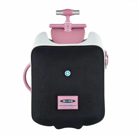 【莫兰迪】瑞士m-cro迈古滑板车懒行李箱可折叠收纳家庭旅行拉杆箱儿童推车可上飞机彩色款