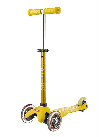 m-cro迈古德陆诗迷你儿童三轮滑板车 MMD005