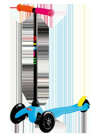瑞士m-cro迈古乐动儿童三轮滑板车德国原装进口 MM0081