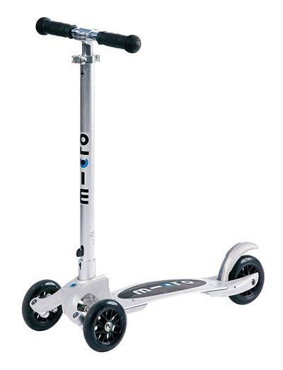 瑞士米高紧凑冲浪成人代步三轮滑板车 KB0008