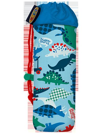 瑞士m-cro迈古滑板车专用水壶袋 小恐龙款 AC4098